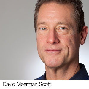 David Meerman Scott, Author of The New Rules of Marketing & PR