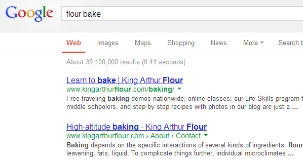 King Arthur Flour - Google Search